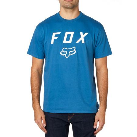 FOX Legacy Moth T-Shirt blau