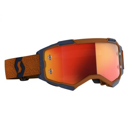 Scott Brille Fury grau/orange