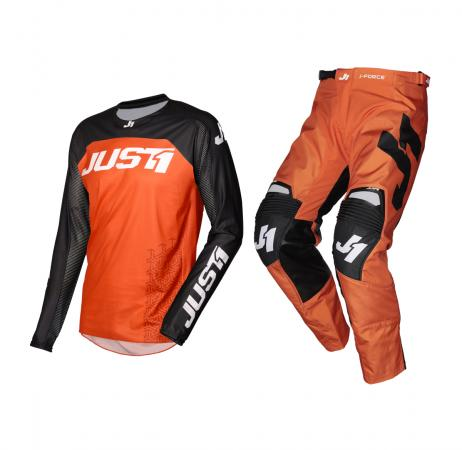 JUST1 Combo J-Force Racer orange/schwarz