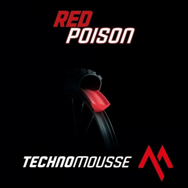 Technomousse MTB Red Poison rot 29 Zoll 2.35 bis 2.50 Breite