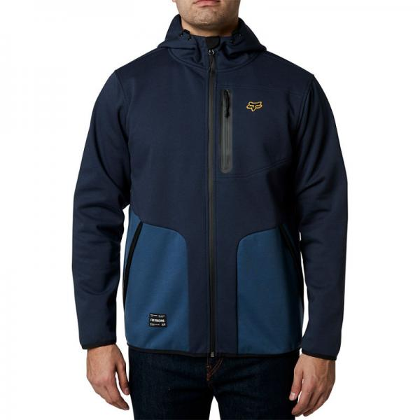 FOX Barricade Softshell Jacke blau